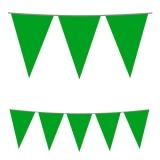 Stegulete pentru petreceri verzi 5 m x 25 cm Big Party