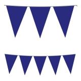 Stegulete pentru petreceri albastre 5 m x 25 cm Big Party
