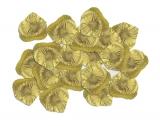 Petale aurii de lux 100 bucati/set Big Party