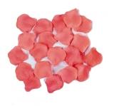 Petale rosii deschis de lux 100/set Big Party