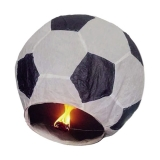 Lampion minge de fotbal 100cm Big Party