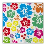 Set 16 servetele 33 x 33 cm Hawaii Big Party