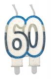 Lumanare numarul 60 Sweet Celeste Big Party