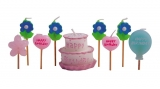 Set decoratiuni Baby Girl Big Party