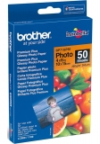 Hartie foto BP71GP50 Brother 10 x 15 cm 260 g/mp 50 coli/top