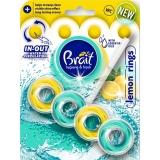 Odorizant WC Hygiene & Fresh Lemon Rings Brait