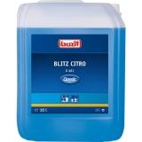 Detergent multisuprafete Blitz Citro G481 10 L Buzil