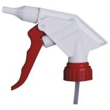 Cap pulverizator rosu/alb Buzil