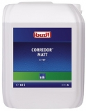 Detergent pentru pardoseala Corridor Matt S737, 10 L, Buzil