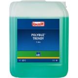 Detergent profesional multisuprafete pe baza de alcool Polybuz Trendy T201, 10 L Buzil