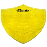 Sita odorizanta pisoar 2 bucati/set Lemon Esenia Shield