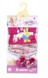 Baby Born - Pijamale Scurte Si Papucei 43 Cm Zapf