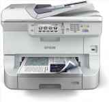Multifunctional inkjet color Epson Workforce WF-8510DWF