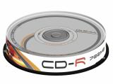 CD-R 700 MB 52X 10 bucati Omega