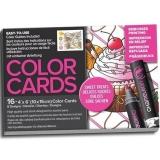 Carte de colorat Treats Chameleon
