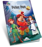 Carte de colorat A5 Peter Pan