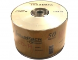 CD-R, 700 MB, 52x, ValuePack 50 buc/set Traxdata