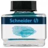 Calimara cu cerneala pastel, 15 ml, culoare bermuda blue, Schneider