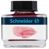 Calimara cu cerneala pastel, 15 ml, culoare blush, Schneider
