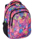 Ghiozdan Cool For School 45 cm Floral ErichKrause