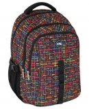 Ghiozdan Cool For School 45 cm Multicolor ErichKrause