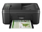 Multifunctional inkjet color Canon Pixma MX495 Black