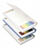 Creioane colorate Irojiten, Volum 4, 5, 6 Woodlands, 30 culori/set Tombow