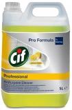 Detergent pardoseali universal Professional Lemon Fresh 5 L Cif