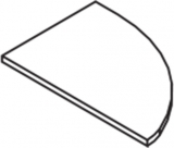 Corp legatura 780 x 580 x 22 mm