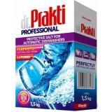 Sare speciala pentru masina de spalat vase, 1.5 Kg, Dr Prakti