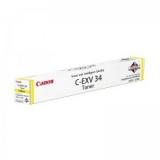 Cartus Toner Yellow C-Exv34Y 19K Original Canon Ir C2020L