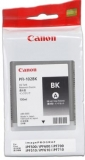 Cartus Black Pfi-102Bk 130Ml Original Canon Ipf 500