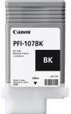 Cartus Black Pfi-107Bk 130Ml Original Canon Ipf 680