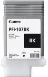 Cartus Black Pfi-107Bk 130Ml Original Canon Ipf 680