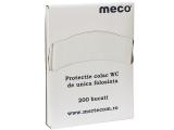 Acoperitori protectie colac WC 200 buc/set