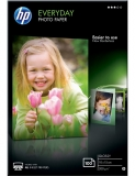 Hartie foto HP Everyday Glossy 10 x 15 cm 200 g/mp 100 coli/top