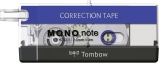 Banda corectoare, 2.5 mm x 4 m Black/Blue/White, Tombow