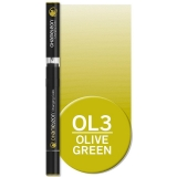 Marker Olive Green OL3 Chameleon