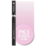 Marker Bubble Gum PK3 Chameleon