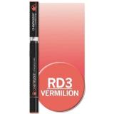Marker Vermillion RD3 Chameleon