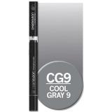 Marker Cool Grey 9 CG9 Chameleon