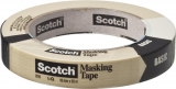 Banda camuflanta bej, 50 m x 18 mm, Scotch 3M