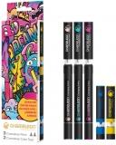 Set Starter 3 markere + 2 markere Color Tops Chameleon