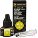 Rezerva marker Olive Green OL3 25 ml Chameleon