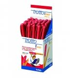 Pix Tratto 0.7 mm, 50 buc/cutie, rosu