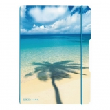 Caiet A4 My.Book Flex 2 x 40 file 80 gr dictando si patratele Palmier Herlitz