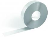 Banda autoadeziva marcare locatii Duraline 50/05, 50 mm x 30 m, alb Durable