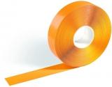 Banda autoadeziva marcare locatii Duraline 50/05, 50 mm x 30 m, galben Durable
