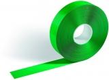 Banda autoadeziva marcare locatii Duraline 50/05, 50 mm x 30 m, verde Durable