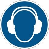Marcaj autoadeziv pentru podea Utilizati protectie pentru urechi Durable